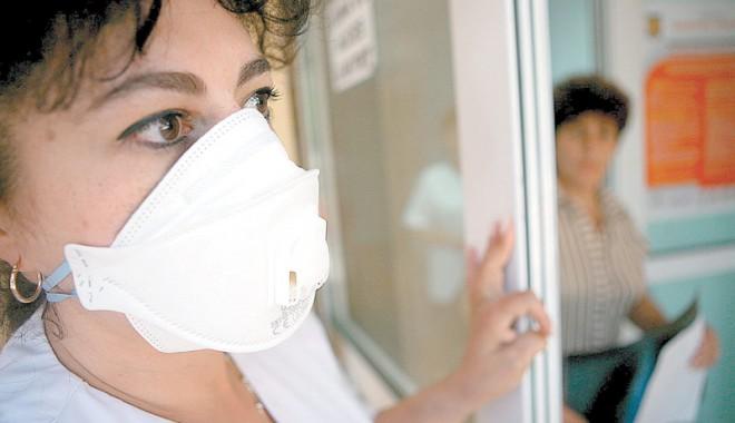 Foto: Două persoane au murit din cauza gripei, la Constanța! Spitalul Județean interzice accesul vizitatorilor