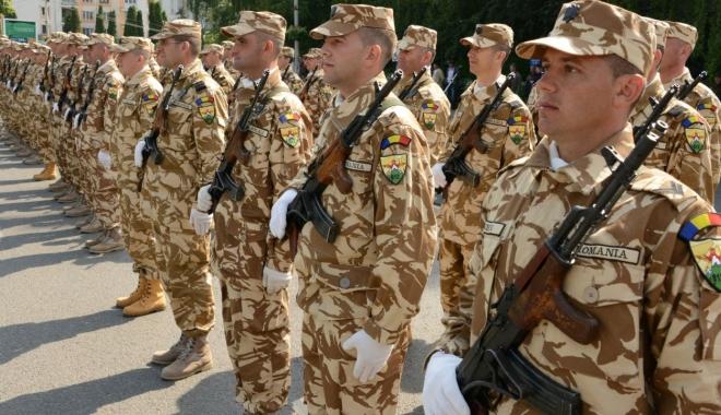 Foto: NOI DREPTURI PENTRU MILITARII ROMÂNI. Urmașii soldaților morți la datorie vor primi lunar o indemnizație egală cu solda acestora. Militarii care au participat timp de 4 luni la misiuni internaționale - VETERANI DE RĂZBOI