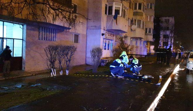 TRAGEDIE în centrul Constanței: s-a aruncat de la etajul 8! - 1-1577639307.jpg