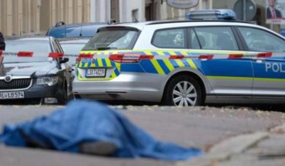 Foto: ȘASE PERSOANE UCISE într-un atac armat, în Germania!