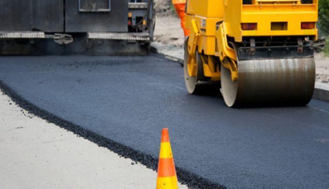 RESTRICȚII pe Autostrada Soarelui, din cauza lucrărilor de asfaltare! - 1-1582618662.jpg