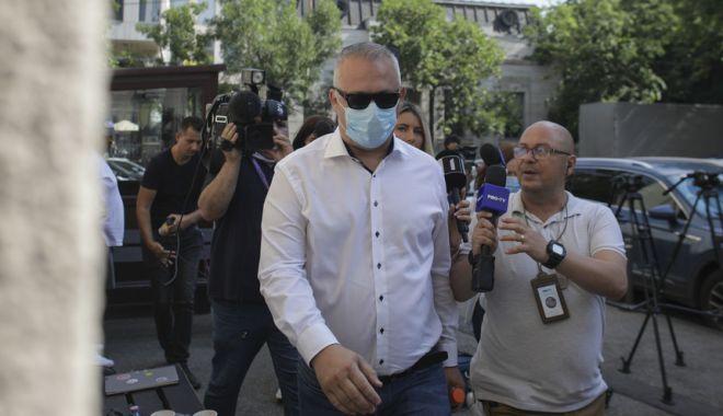 Foto: Directorul Unifarm, audiat la DNA: Sunt nevinovat și voi dovedi acest lucru