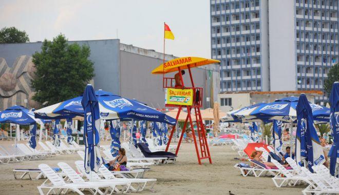 Mergeți la plajă, în weekend? Iată semnificația steagurilor de la punctele de salvamar - 1-1594386720.jpg