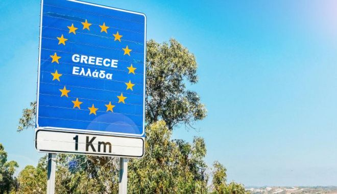 Foto: Toți străinii care intră în Grecia sunt obligați să prezinte un test COVID-19 negativ