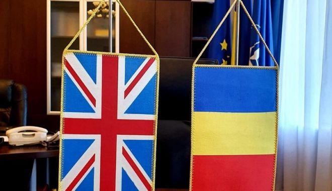 Cooperarea militară dintre România și Marea Britanie, pe agenda discuțiilor cu Andrew Noble - 1-1594643103.jpg