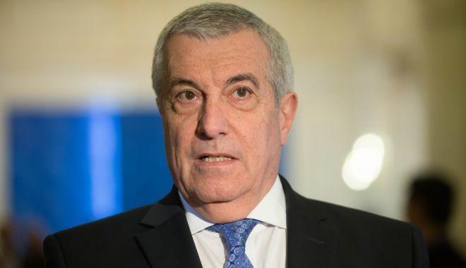 Foto: Călin Popescu Tăriceanu: Guvernanți incompetenți, când o să încetați să vă mai bateți joc de români