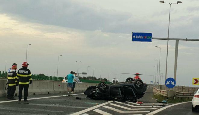 Tragedie pe autostrada A4. O persoană și-a pierdut viața - 1-1599149239.jpg