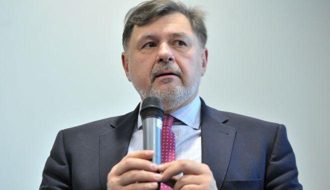 Foto: Alexandru Rafila: Odată cu începutul şcolii se va înregistra un număr de cazuri în creştere