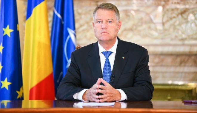 Klaus Iohannis: Alegerile parlamentare au fost stabilite conform legii şi vor avea loc pe 6 decembrie - 1-1603122272.jpg
