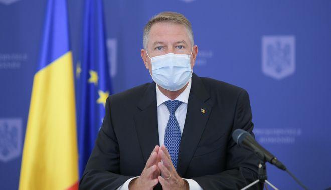 Klaus Iohannis: Ne aflăm într-un veritabil val doi al pandemiei - 1-1603995007.jpg