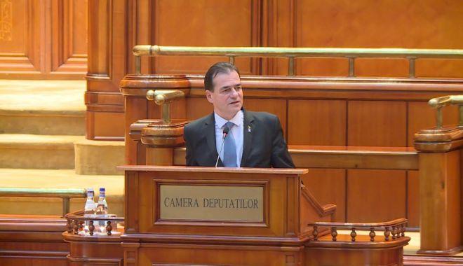 Ludovic Orban: Pentru anul viitor nu vor fi crescute taxele şi impozitele - 1-1604935178.jpg