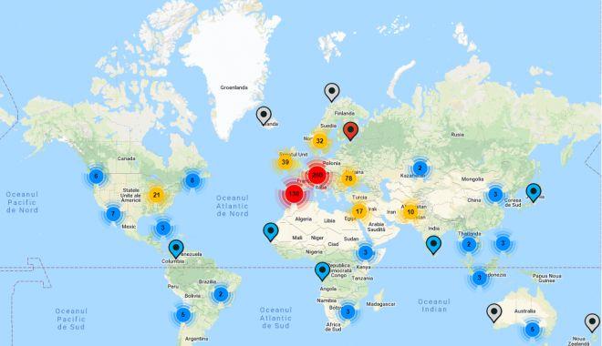 MAE a lansat harta interactivă a secţiilor de votare din străinătate - 1-1607020330.jpg