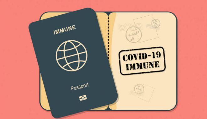 OMS studiază posibilitatea folosirii unor paşapoarte de vaccinare anti-COVID-19 - 1-1610629818.jpg