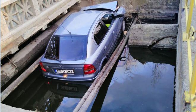 Foto: Autorul accidentului SPECTACULOS din Mamaia A FOST REȚINUT!
