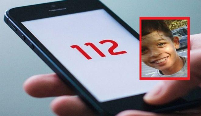 Foto: Informație de ultim moment despre minorul din Constanța, dat dispărut