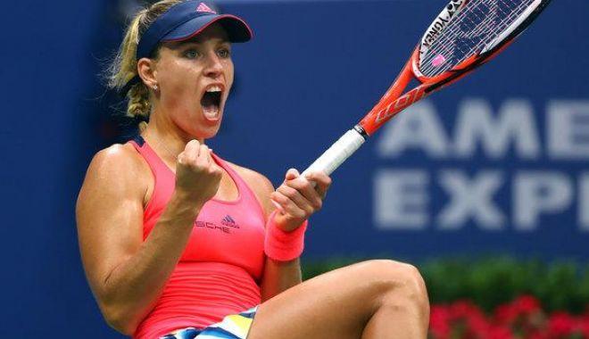 Foto: Tenis - Fed Cup: Angelique Kerber ar putea rata barajul dintre Germania și Letonia