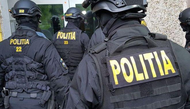 Foto: 11 persoane reținute după scandalul din Tomis Nord