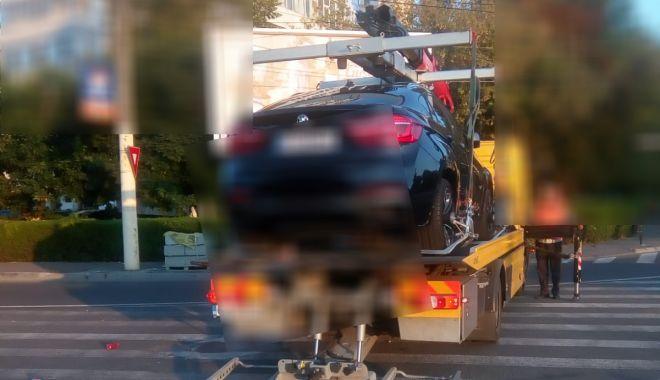Foto: Poliția Locală, în acțiune: AMENZI și MAȘINI RIDICATE de pe străzile Constanței!