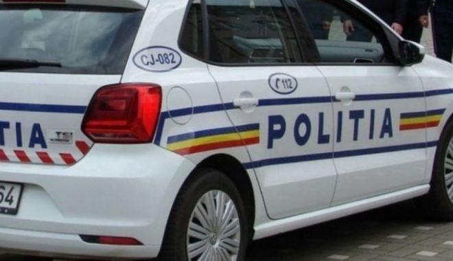 Foto: Accident pe bulevardul Mamaia