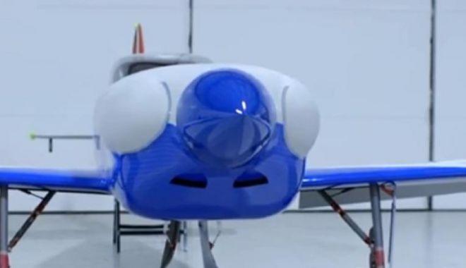 Foto: Rolls Royce a realizat un avion 100% electric