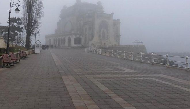 Cazinoul din Constanța, predat astăzi constructorilor, pentru începerea lucrărilor