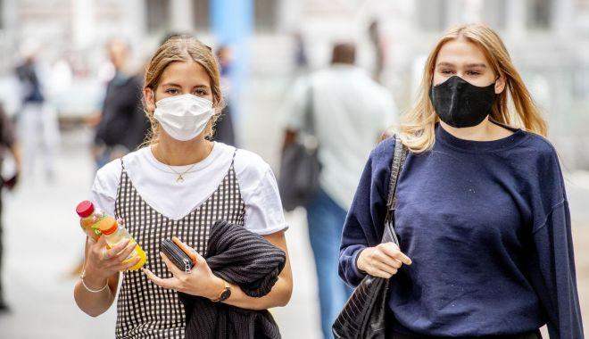 Foto: România, în topul țărilor UE la răspândirea epidemiei de COVID-19