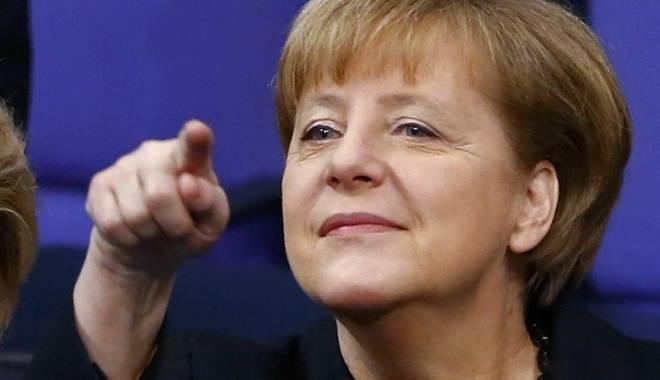Foto: Angela Merkel, pregătită să lase Grecia să iasă din zona euro