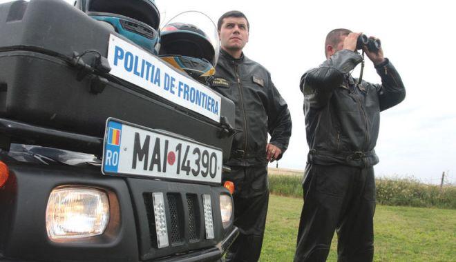 Foto: Cetățean român cu mandat european de arestare, prins de polițiștii constănțeni