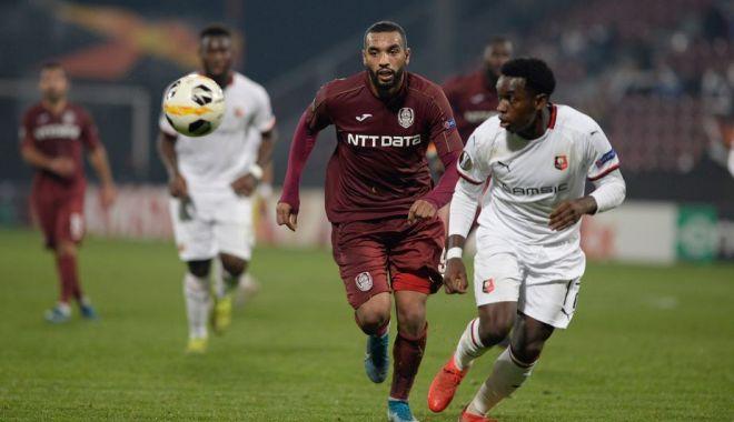 Foto: CFR Cluj scrie istorie! Victorie dramatică în Europa League