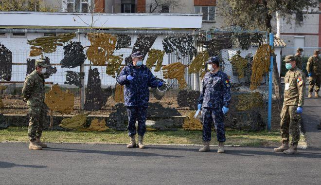 """Foto: Pregătirile pentru punerea în funcțiune a Spitalului Militar de pe stadionul """"Portul"""", în linie dreaptă!"""