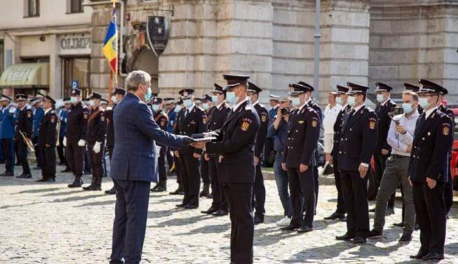 Pompier din Constanța, recompensat cu Emblema de Onoare a M.A.I.! - 15septpompier1-1600160648.jpg