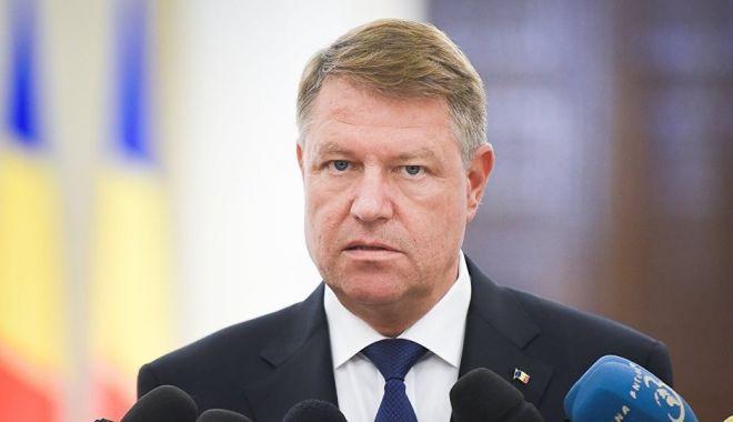 Foto: Klaus Iohannis refuză noile propuneri de miniștri. Principalele declarații