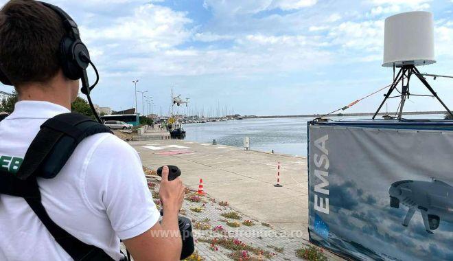 GALERIE FOTO. Conducerea FRONTEX, în vizită la Grupul de Nave Mangalia - 163178729436314385s4-1631791994.jpg