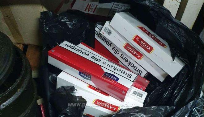 VIDEO / FLAGRANT ÎN PORTUL CONSTANȚA pentru prinderea contrabandiștilor de țigări - 16aprflagrantgarda2-1618570510.jpg
