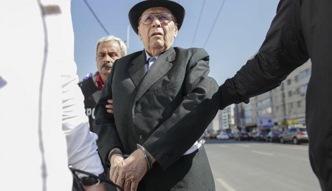 Foto: Torționarul Ioan Ficior a murit în pușcărie, la 90 de ani