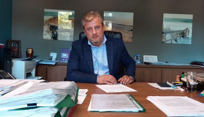 Ionuţ Cornel Ionescu, director la Spitalul Clinic Judeţean de Urgenţă Constanţa. A câştigat concursul - 177-1634122201.jpg