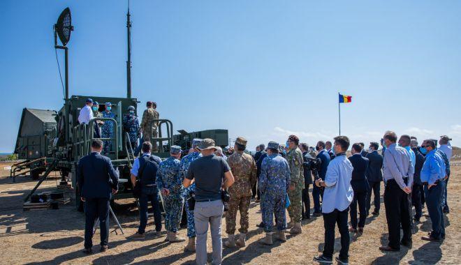 FOTO. CEREMONIE. Primul sistem de rachete sol-aer Patriot va funcționa la Capu Midia! - 17septpatriotsursaforteleaeriene-1600343008.jpg