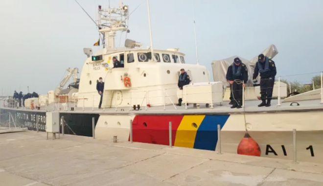 Navă a Gărzii de Coastă, în misiune în Marea Egee - 18mainavagarda-1589784392.jpg