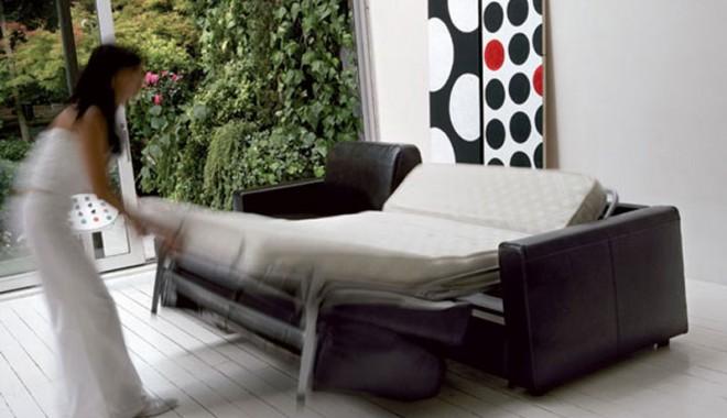 Foto: Cum alegi canapeaua extensibilă