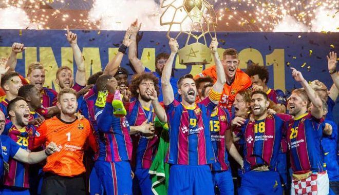 Handbal / FC Barcelona a câştigat, pentru a zecea oară, Liga Campionilor - 19981490363833707116885322523997-1623653790.jpg