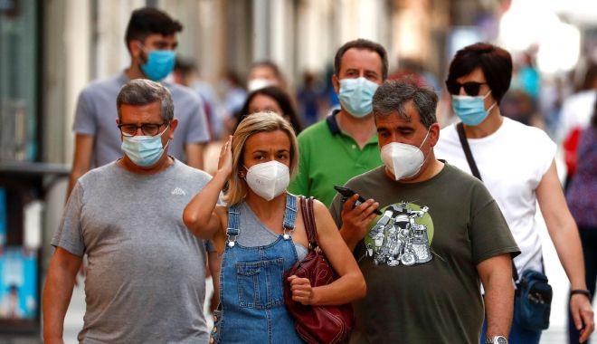 Foto: În ce județe masca de protecție este obligatorie și în spațiile deschise? Iată lista completă
