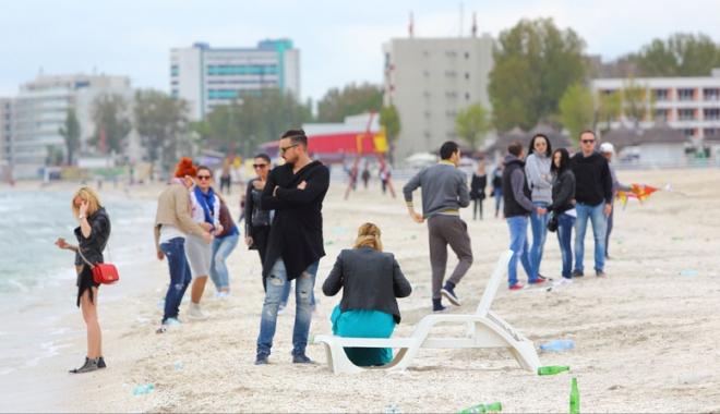 Foto: Să vină turiștii! Litoralul, pregătit pentru minivacanța de 1 Mai
