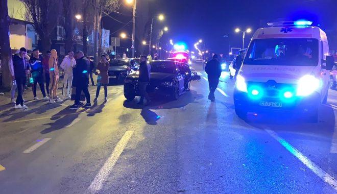 ACCIDENT GRAV în stațiunea Mamaia. Trei mașini implicate! - 2-1583185466.jpg