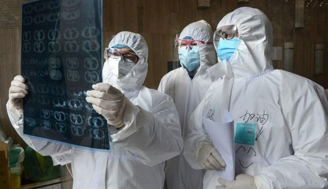 Covid-19. 157 de persoane vindecate, la Constanța - 20022100481001coronavirushubei02-1588094952.jpg