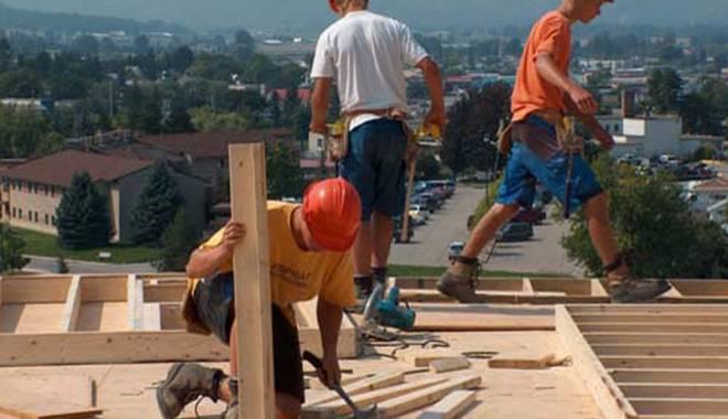 Foto: 2014 - un an catastrofal pentru constructori