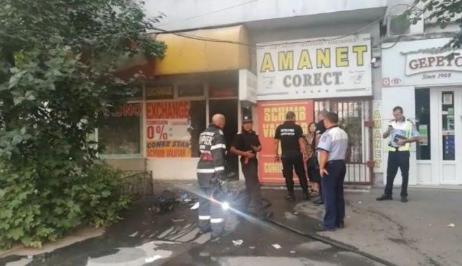 Update. Agenție loto din Constanța, cuprinsă de flăcări! - 20190903075009-1567486231.jpg