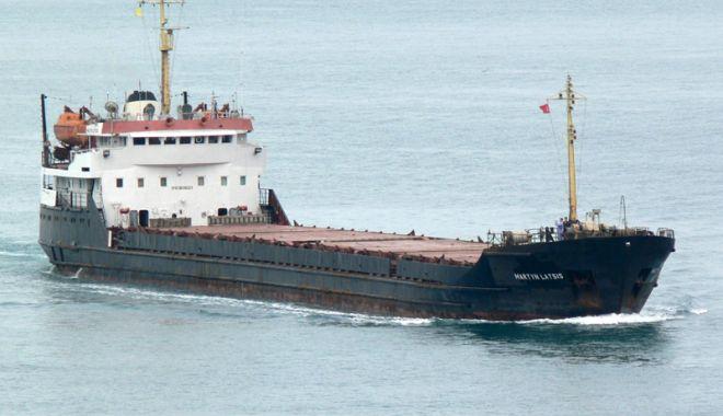 Foto: 210 nave sub standard au fost reținute în porturile de la Marea Neagră