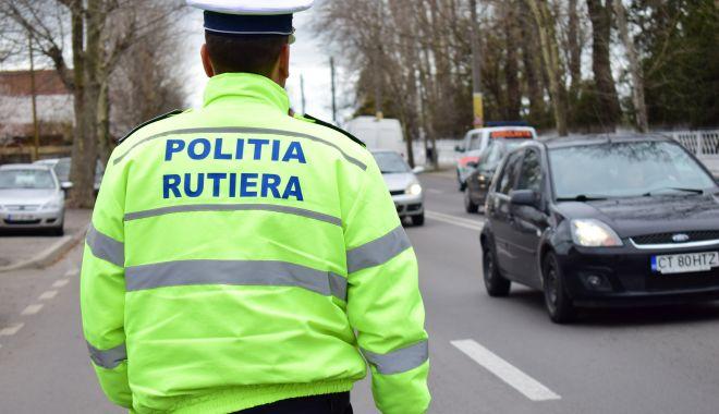 Foto: Șofer constănțean REȚINUT! S-a urcat BEAT LA VOLAN și a băgat două victime în spital!