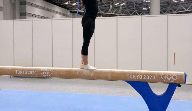 Olimpism / După infiltrații și fizioterapie, Larisa Iordache și-a reluat antrenamentele - 22169918927108292358825914562330-1627388794.jpg