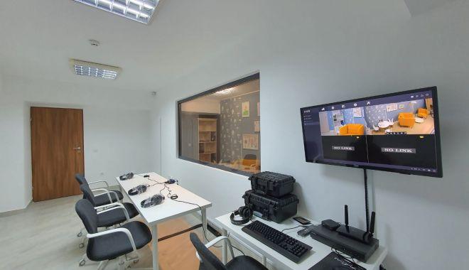 Cameră modernă pentru audierea copiilor, inaugurată la Parchetul de pe lângă Tribunalul Constanța - 22febrcameraaudieri1-1613999777.jpg